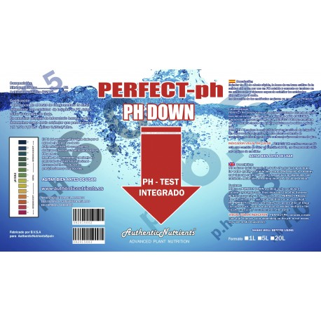 Perfect pH